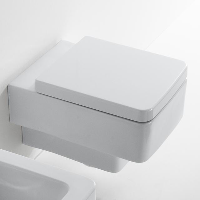 Scarabeo Teorema Wand-Tiefspül-WC weiß