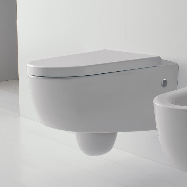 Scarabeo Tizi Wand-Tiefspül-WC weiß
