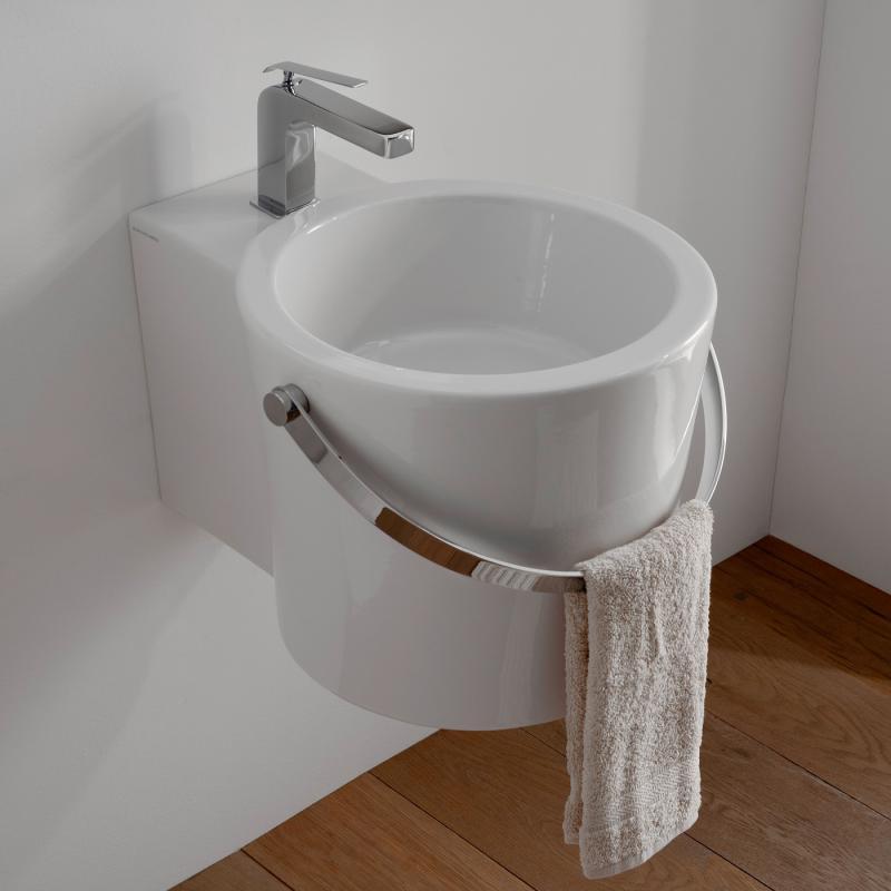 scarabeo bucket aufsatz oder h ngewaschbecken wei 8802 reuter. Black Bedroom Furniture Sets. Home Design Ideas