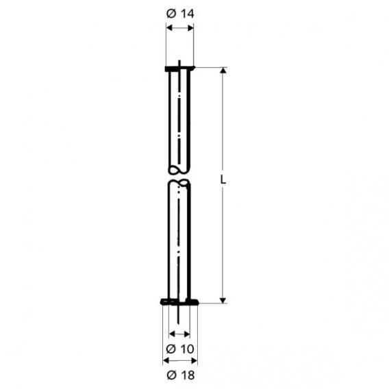 schell kupferrohr 10 mm 500020699 reuter. Black Bedroom Furniture Sets. Home Design Ideas