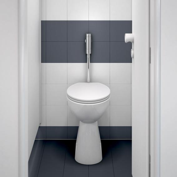 """Schell WC-Spülarmatur SCHELLOMAT SILENT ECO mit Spartaste und Absperrventil 3/4"""""""