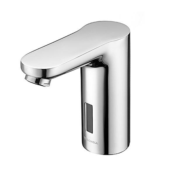 Schell CELIS E Elektronische Waschtischarmatur für Kaltwasser mit Unterputznetzteil