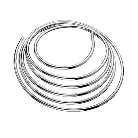 Schell Kupferrohr in Ringform
