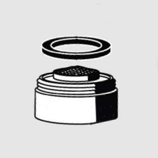 Schell Strahlregler ECO Durchfluß 5L/min für PURIS E/SC/LINE VENUS CELIS