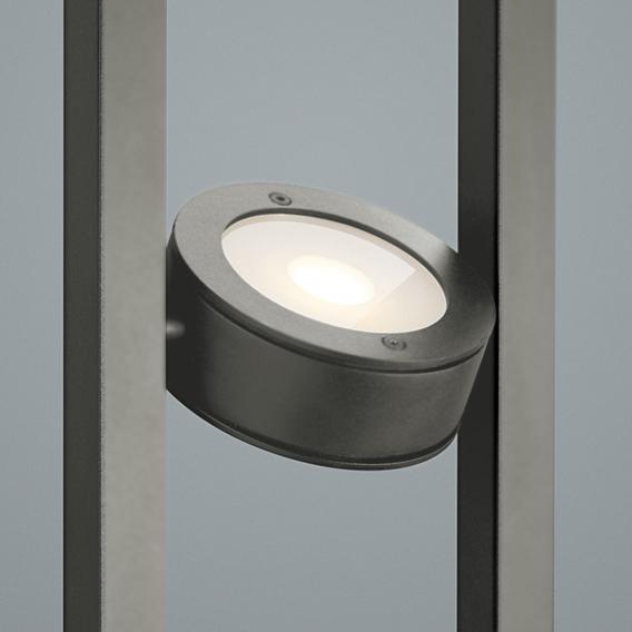 Herbert Schmidt Switch LED Stehleuchte