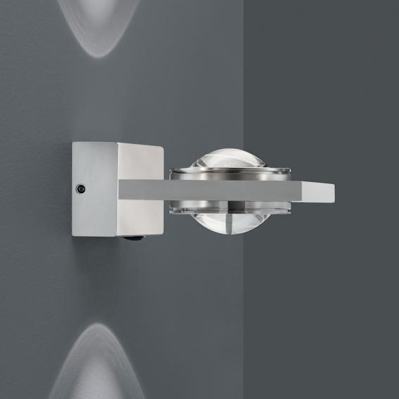 Herbert Schmidt Switch LED Wandleuchte mit Ein-/Ausschalter