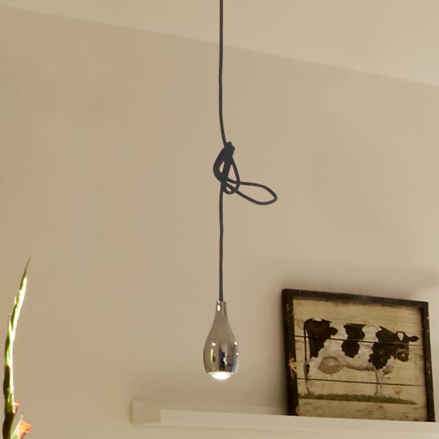 Herbert Schmidt Cobra XL LED Pendelleuchte 1-flammig