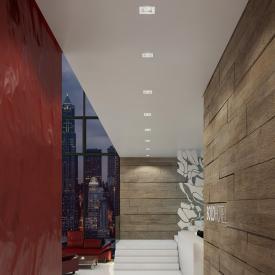 Schmitz Spot LED Einbaustrahler 10,8 cm x 10,8 cm