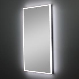 Schneider A-LINE Spiegel mit LED-Beleuchtung, Hochkant ohne Soundsystem