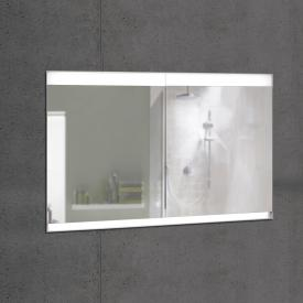 Schneider ADVANCEDLINE Superior Spiegelschrank mit LED-Beleuchtung mit 2 Türen
