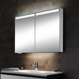 Schneider ARANGALINE Spiegelschrank B: 100 H: 70 T: 12 cm, mit 2 Türen
