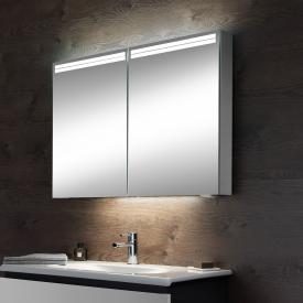 Schneider ARANGALINE Spiegelschrank B: 60 H: 70 T: 12 cm, mit 2 Türen 4000 Kelvin