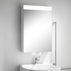 Schneider CARELINE Spiegelschrank mit 1 Tür, mit Papierspender Anschlag rechts