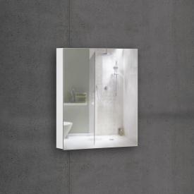 Schneider EASYLINE Comfort Spiegelschrank mit 1 Tür Steckdose links