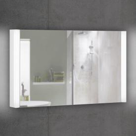 Schneider EASYLINE Superior Spiegelschrank mit LED-Beleuchtung mit 2 Türen neutralweiß