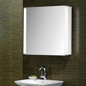 Schneider ELUALINE Spiegelschrank mit 1 Tür weiß