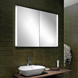 Schneider ELUALINE Spiegelschrank mit 2 Türen weiß