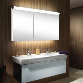 Schneider FACELINE Spiegelschrank mit LED-Beleuchtung weiß