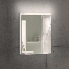 Schneider LOWLINE Basic Spiegelschrank mit 1 Tür warmweiß