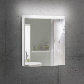 Schneider LOWLINE Basic Spiegelschrank mit 1 Tür neutralweiß