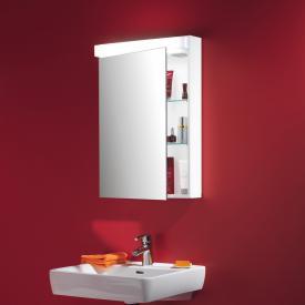 Schneider LOWLINE Spiegelschrank mit LED-Beleuchtung, mit 1 Tür