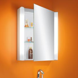 Schneider MOANALINE Spiegelschrank B: 55 H: 64 T: 14 cm, 1 Tür, Beleuchtung außen