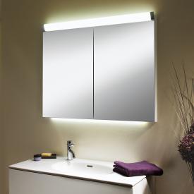 Schneider PALILINE Spiegelschrank mit 2 Türen, mit Beleuchtung
