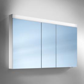 Schneider PATALINE Spiegelschrank B: 130 H: 70 T: 12 cm, mit 3 Türen 4000 Kelvin
