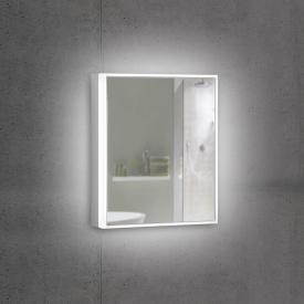 Schneider PREMIUMLINE Ultimate Spiegelschrank mit LED-Beleuchtung mit 1 Tür Anschlag links