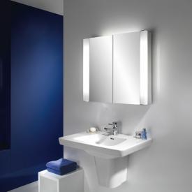 Schneider SPLASHLINE Spiegelschrank mit Beleuchtung, mit 2 Türen