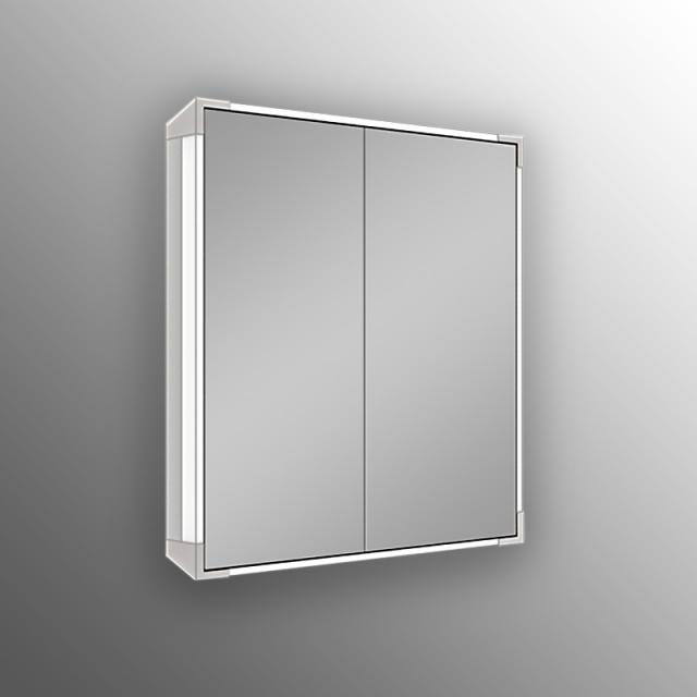 Schneider A-LINE Spiegelschrank mit LED-Beleuchtung Steckdose links und rechts