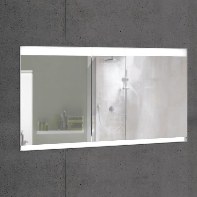 Schneider ADVANCEDLINE Superior Spiegelschrank mit LED-Beleuchtung mit 3 Türen
