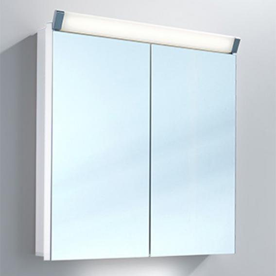 Schneider PALILINE Spiegelschrank mit 2 Türen weiß
