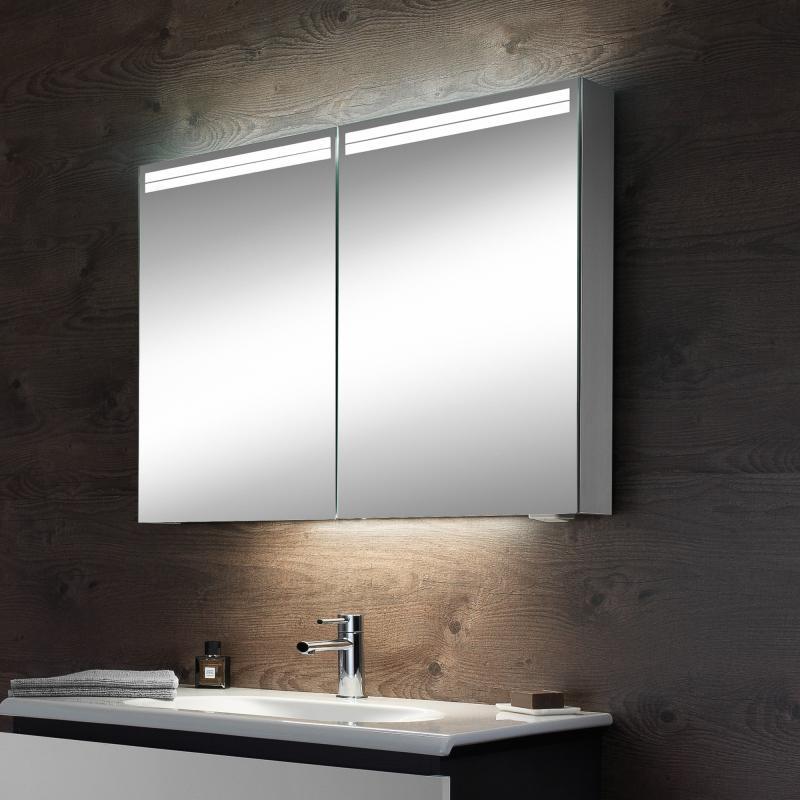 spiegelschrank 50 x 60 zv31 hitoiro. Black Bedroom Furniture Sets. Home Design Ideas