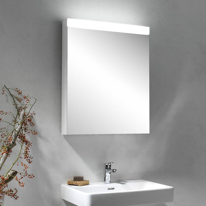 schneider pataline spiegelschrank 4000 kelvin reuter. Black Bedroom Furniture Sets. Home Design Ideas
