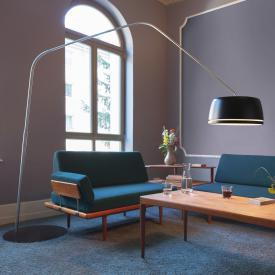Serien Lighting Central Floor LED Stehleuchte mit Dimmer