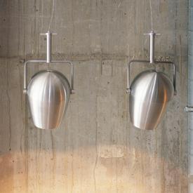 Serien Lighting Pan Am Suspension Pendelleuchte, Reflektor: flood 1-flammig