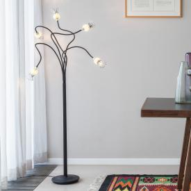 Serien Lighting Poppy Floor Stehleuchte, 5-flammig