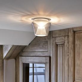 serien.lighting Annex LED Deckenleuchte, Reflektor Kristall