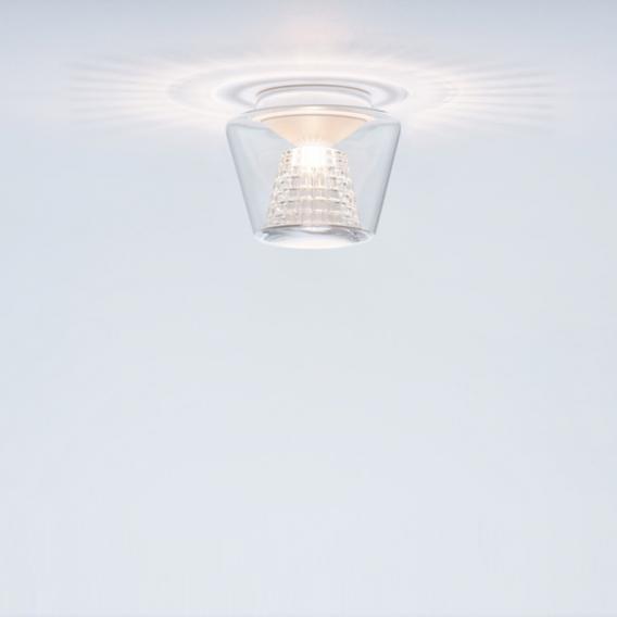 Serien Lighting Annex Deckenleuchte, Reflektor Kristall