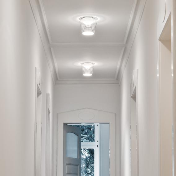 Serien Lighting Annex LED Deckenleuchte, Reflektor poliert