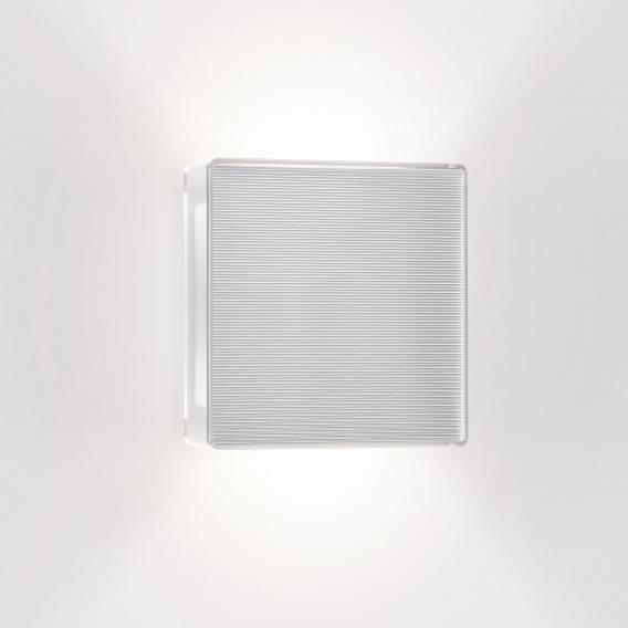 Serien Lighting App LED Wandleuchte, strukturiert