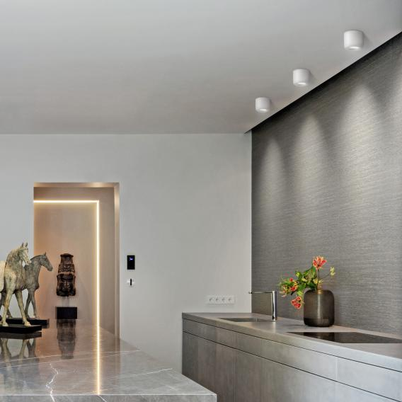 Serien Lighting Cavity L LED Deckenleuchte/Spot