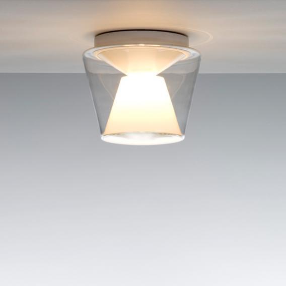 serien.lighting Annex Deckenleuchte, Reflektor klar/opal