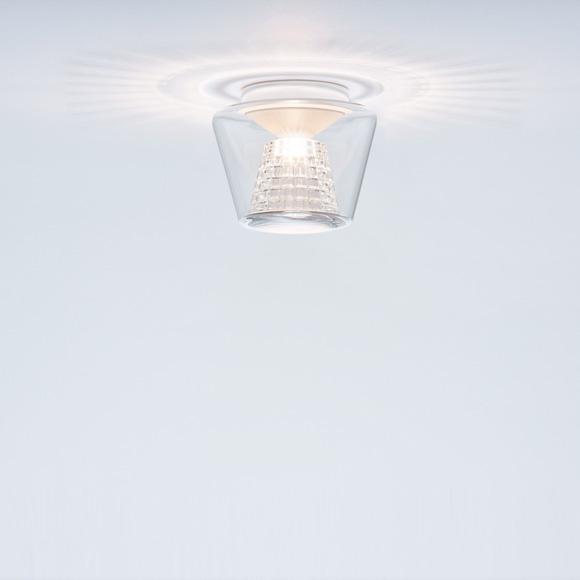 serien.lighting Annex Deckenleuchte, Reflektor Kristall