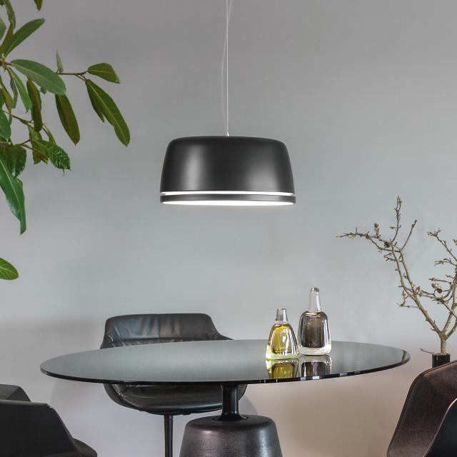 serien.lighting Central Suspension LED Pendelleuchte mit Dimmer
