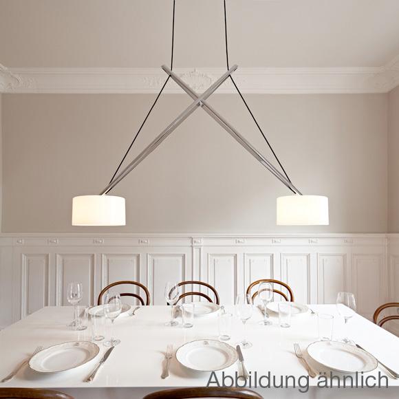 serien.lighting Twin LED Pendelleuchte