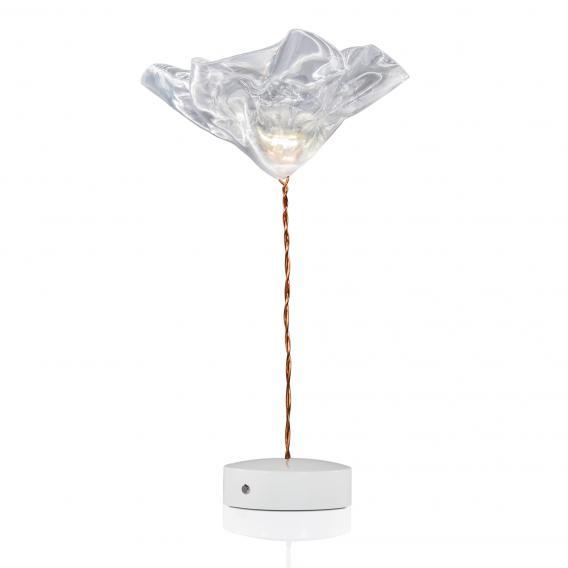 Slamp LAFLEUR USB LED Tischleuchte mit Dimmer