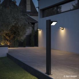 SLV ABRIDOR 60/100 LED Pollerleuchte mit CCT