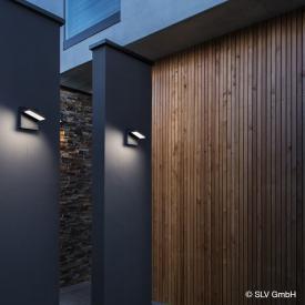 SLV ABRIDOR LED Wandleuchte mit CCT